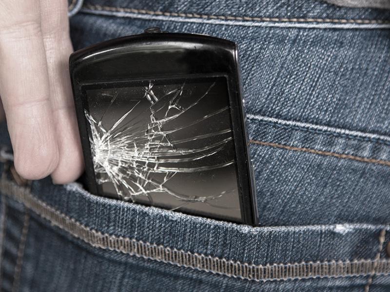 Smartphone Versicherung Displaybruch