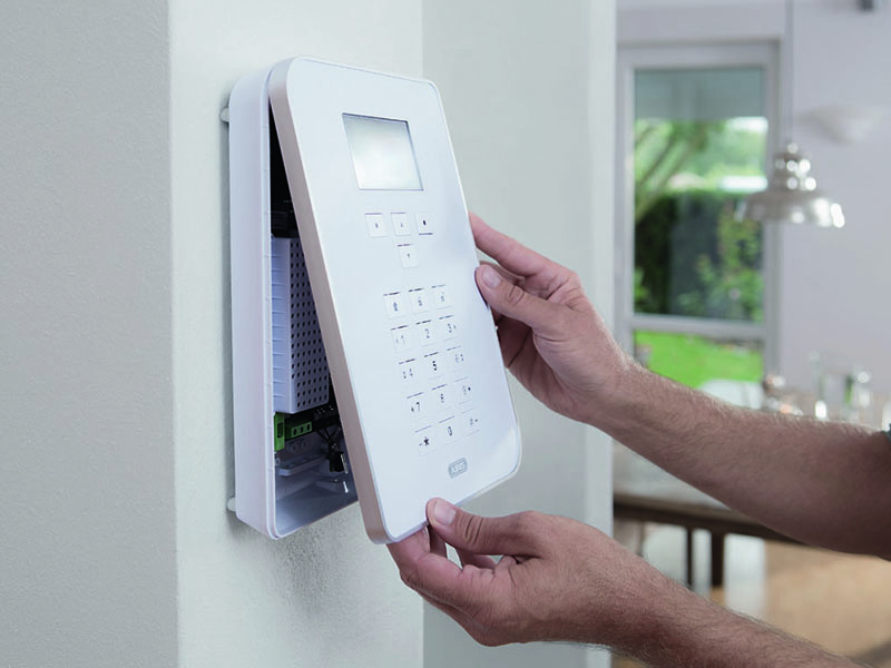 Installation ABUS Secvest Alarmanlagen