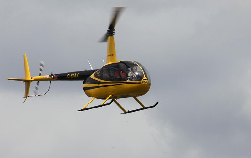 Kiebitzfest Telgte Hubschrauber